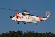 EC-FVO - Spain - Coast Guard Sikorsky S-61N aircraft