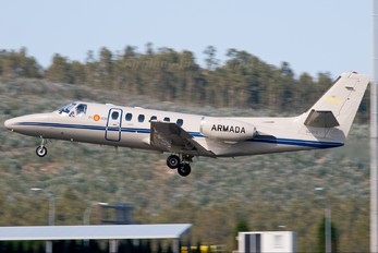 U.20-2 - Spain - Navy Cessna 550 Citation II