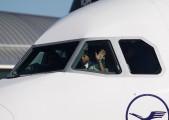 D-AIRE - Lufthansa Airbus A321 aircraft