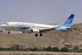 YA-PIC - Pamir Airways Boeing 737-400