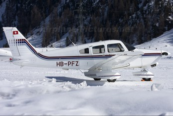 HB-PFZ - Private Piper PA-28 Dakota / Turbo Dakota