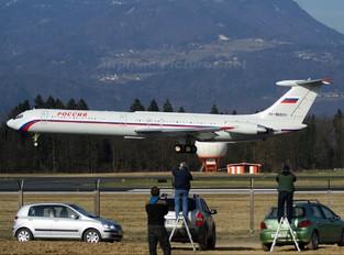 RA-86559 - Rossiya Ilyushin Il-62 (all models)