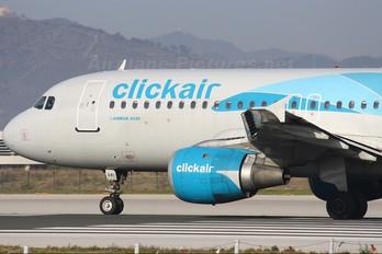 EC-GRI - Clickair Airbus A320