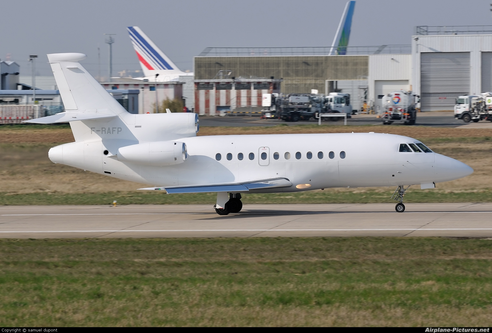 France - Air Force F-RAFP aircraft at Paris - Orly