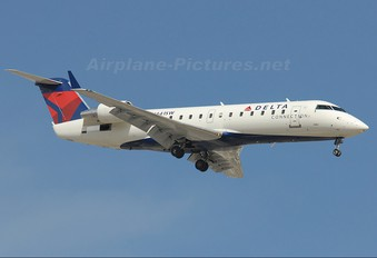 N441SW - Delta Connection - SkyWest Airlines Canadair CL-600 CRJ-200