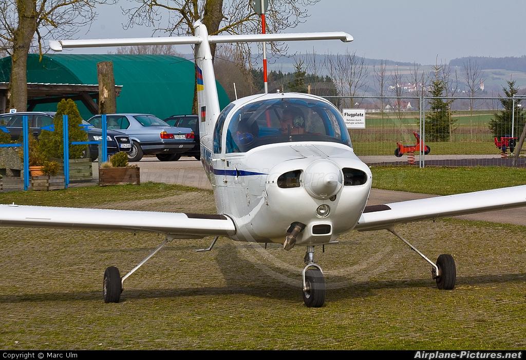 Private D-EMRB aircraft at Donauwörth - Genderkingen