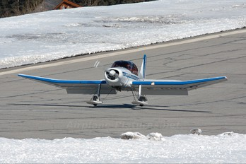 F-GSCD - Private Jodel D140 Mousquetaire
