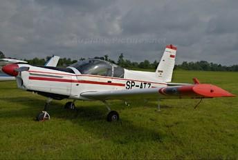 SP-ATZ - Aeroklub Ziemi Mazowieckiej Zlín Aircraft Z-142