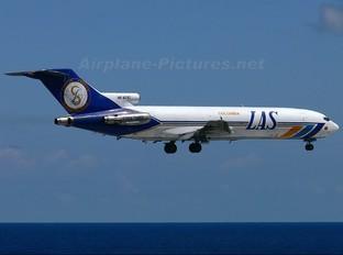 HK-4261 - Lineas Aereas Suramericanas Boeing 727-200 (Adv)