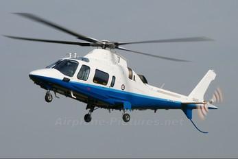 QQ100 - Royal Air Force: Empire Test Pilots School Agusta / Agusta-Bell A 109E Power