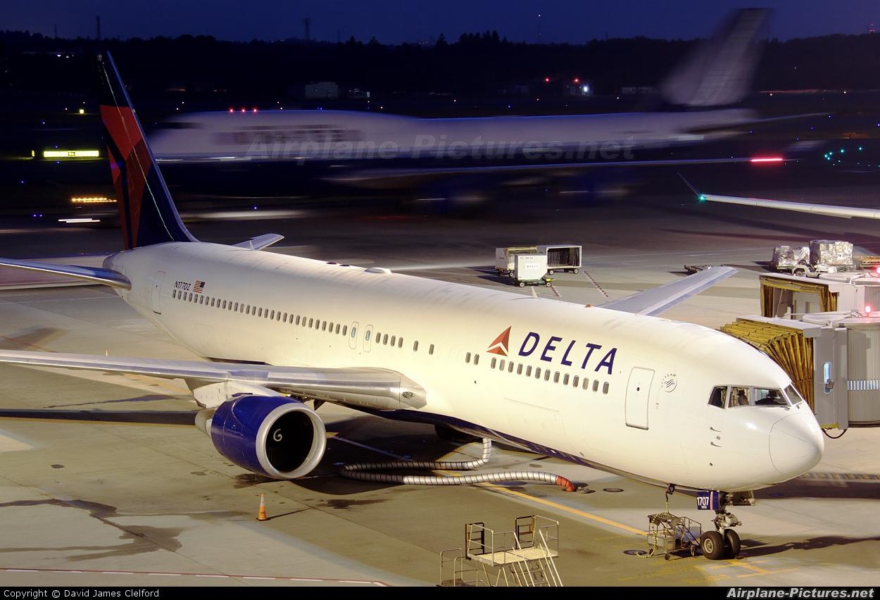 Delta Air Lines N177DZ aircraft at Tokyo - Narita Intl