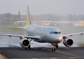 First landing of Germanwings at Maastricht title=