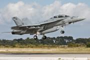 166667 - USA - Navy McDonnell Douglas F/A-18F Super Hornet aircraft