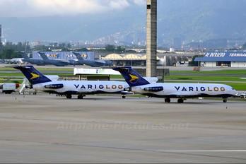 PP-VQV - Varig Log Boeing 727-200F