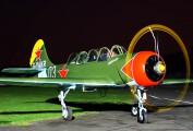 G-YAKR - Private Yakovlev Yak-52 aircraft