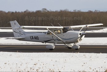 LX-AIO - Private Cessna 172 Skyhawk (all models except RG)