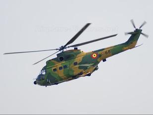 68 - Romania - Air Force IAR Industria Aeronautică Română IAR 330 Puma
