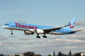 G-OOBG - Thomson/Thomsonfly Boeing 757-200