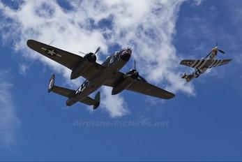 N5672V - Private North American B-25J Mitchell