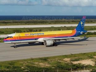 6Y-JMD - Air Jamaica Airbus A321