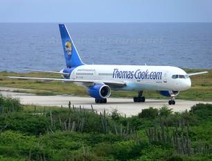 C-GJZH - Thomas Cook Boeing 757-200