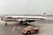 OBR784 - Aeroperu Douglas DC-7B aircraft