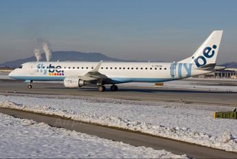 G-FBEM - Flybe Embraer ERJ-195 (190-200)