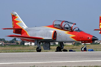 E.25-25 - Spain - Air Force : Patrulla Aguila Casa C-101EB Aviojet