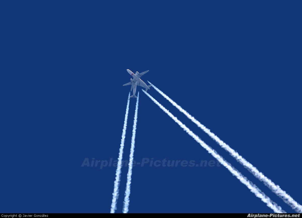 Air Arabia Maroc CN-NMB aircraft at Barcelona - El Prat