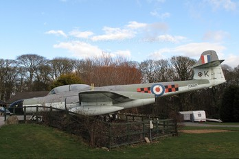 WS792 - Royal Air Force Gloster Meteor NF.14