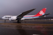 N5573S - Cargolux Boeing 747-8F aircraft