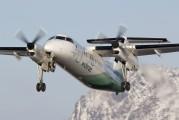 LN-WIA - Widerøe de Havilland Canada DHC-8-100 Dash 8 aircraft