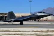 05-4096 - USA - Air Force Lockheed Martin F-22A Raptor aircraft