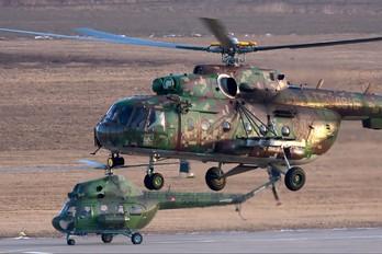 0846 - Slovakia -  Air Force Mil Mi-17
