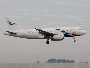 VP-CVX - Volkswagen Air Services Airbus A319