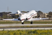 ZD703 - Royal Air Force British Aerospace BAe 125 aircraft