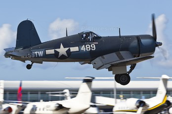 N209TW - Private Goodyear FG Corsair (all models)