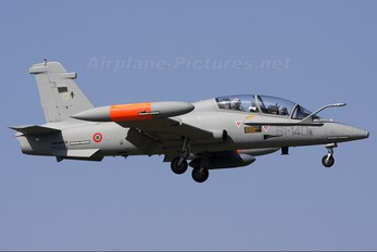 MM55072 - Italy - Air Force Aermacchi MB-339CD