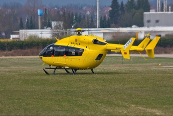 D-HMBE - Private Eurocopter EC145