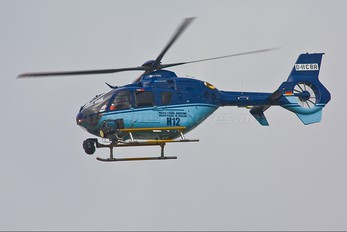 D-HCBR - Private Eurocopter EC135 (all models)