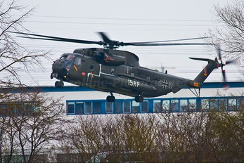85+12 - Germany - Army Sikorsky CH-53G Sea Stallion