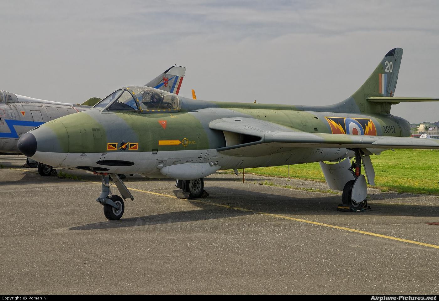 Royal Air Force XG152 aircraft at Berlin - Gatow