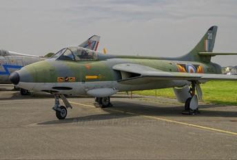 XG152 - Royal Air Force Hawker Hunter F.6