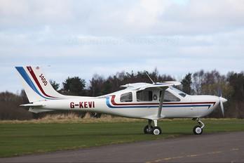 G-KEVI - Private Jabiru J400