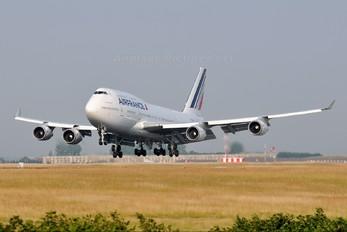 F-GEXB - Air France Boeing 747-400