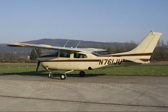 N761JU - Private Cessna 210 Centurion