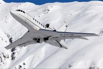 G-KPTN - Private Dassault Falcon 50