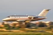 OE-INT - Vistajet Canadair CL-600 Challenger 605 aircraft