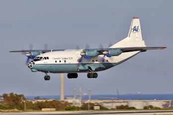 UR-CCP - AeroVis Airlines Antonov An-12 (all models)