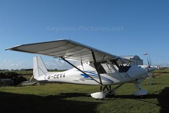 G-CEVA - Private Ikarus (Comco) C42